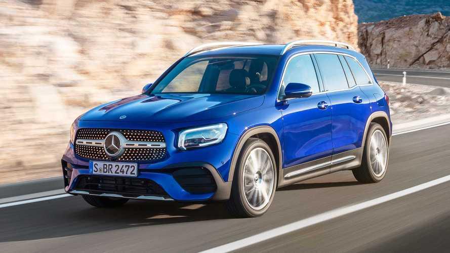 Mercedes GLB (2019) - Toutes les infos, toutes les photos