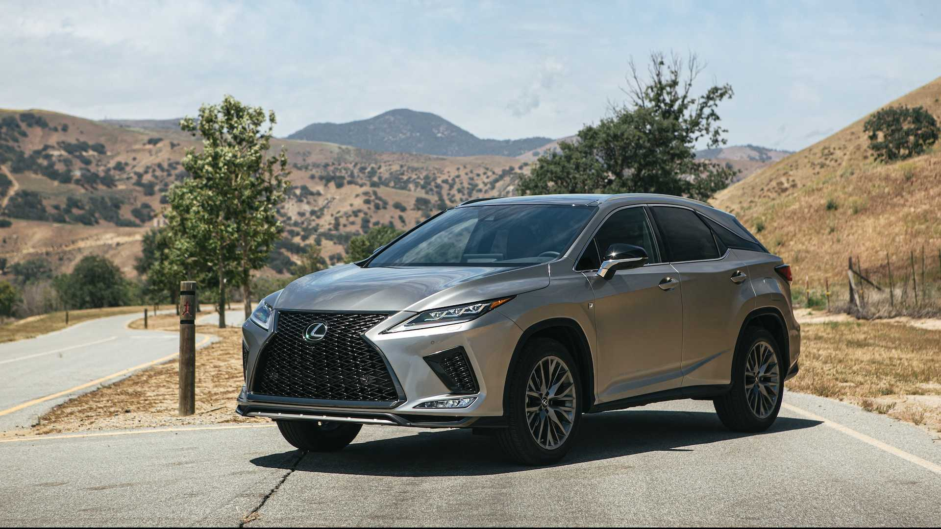 Lexus RX Restyling (2020) 6