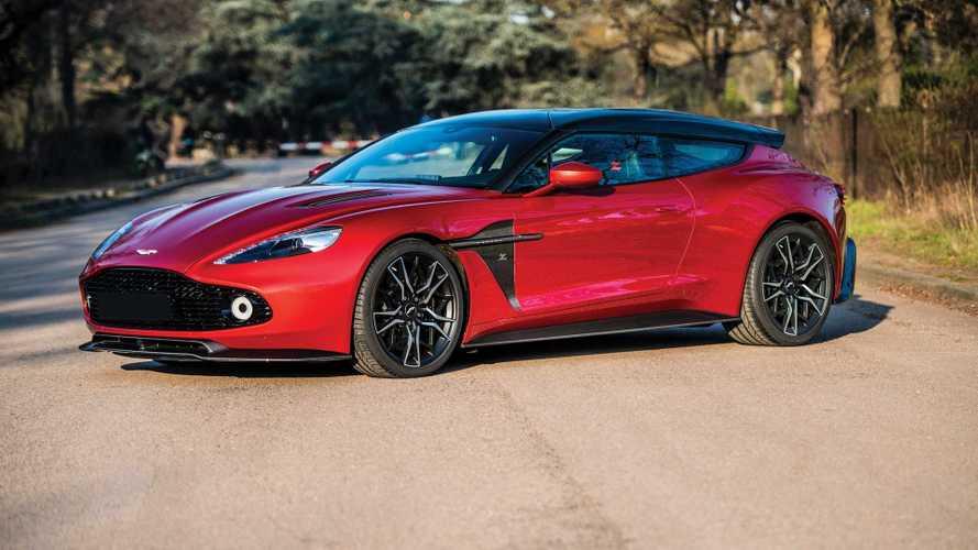 500'000 euros pour l'Aston Martin Vanquish Zagato Shooting Brake