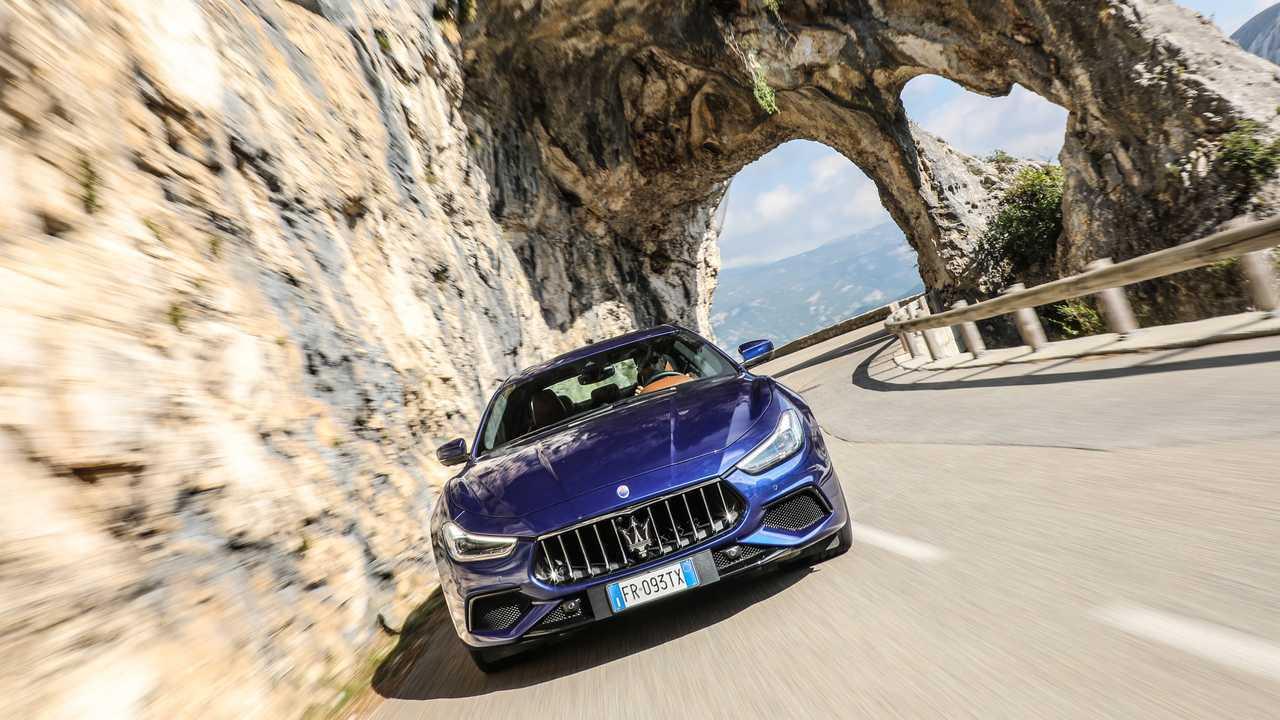 Maserati Ghibli (2013-presente)