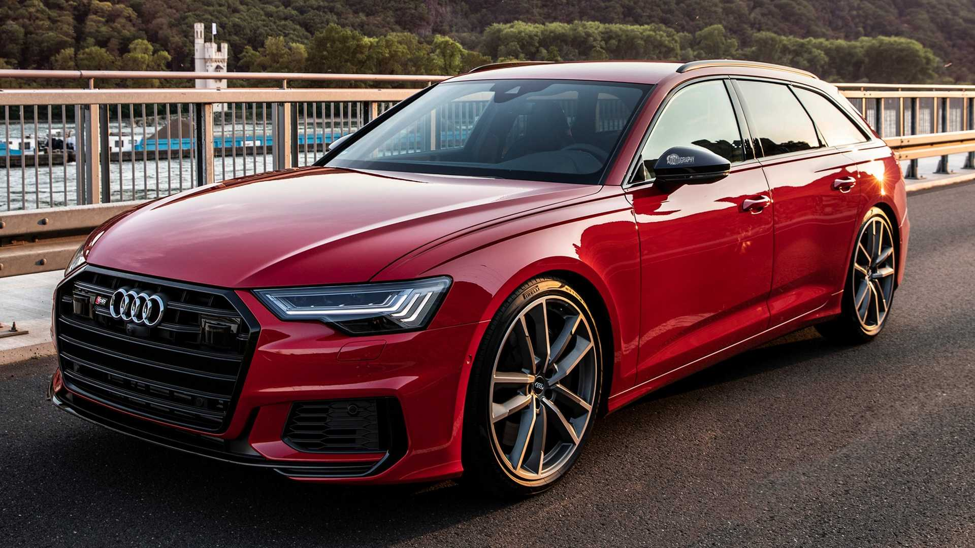 2020 Audi S6 Review.2020 Audi S6 Avant Close Up Video Fuels Our Love For Wagons