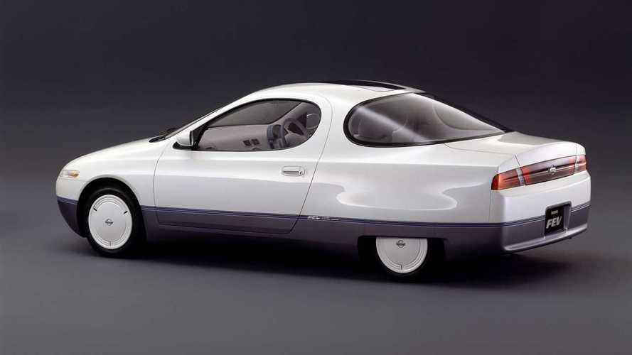 Забытый концепт Nissan FEV