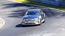 Audi e-tron S quattro 2020, fotos espía