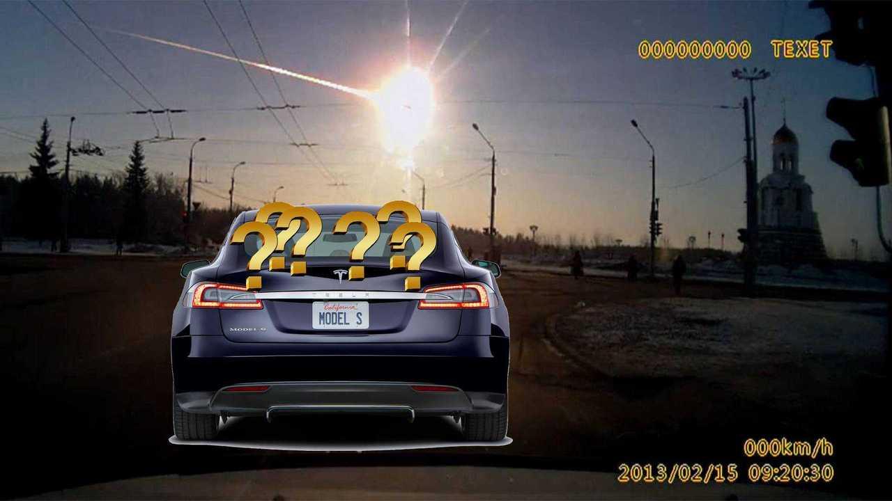 Tesla Model S On Autopilot Avoids Meteor: Say What?