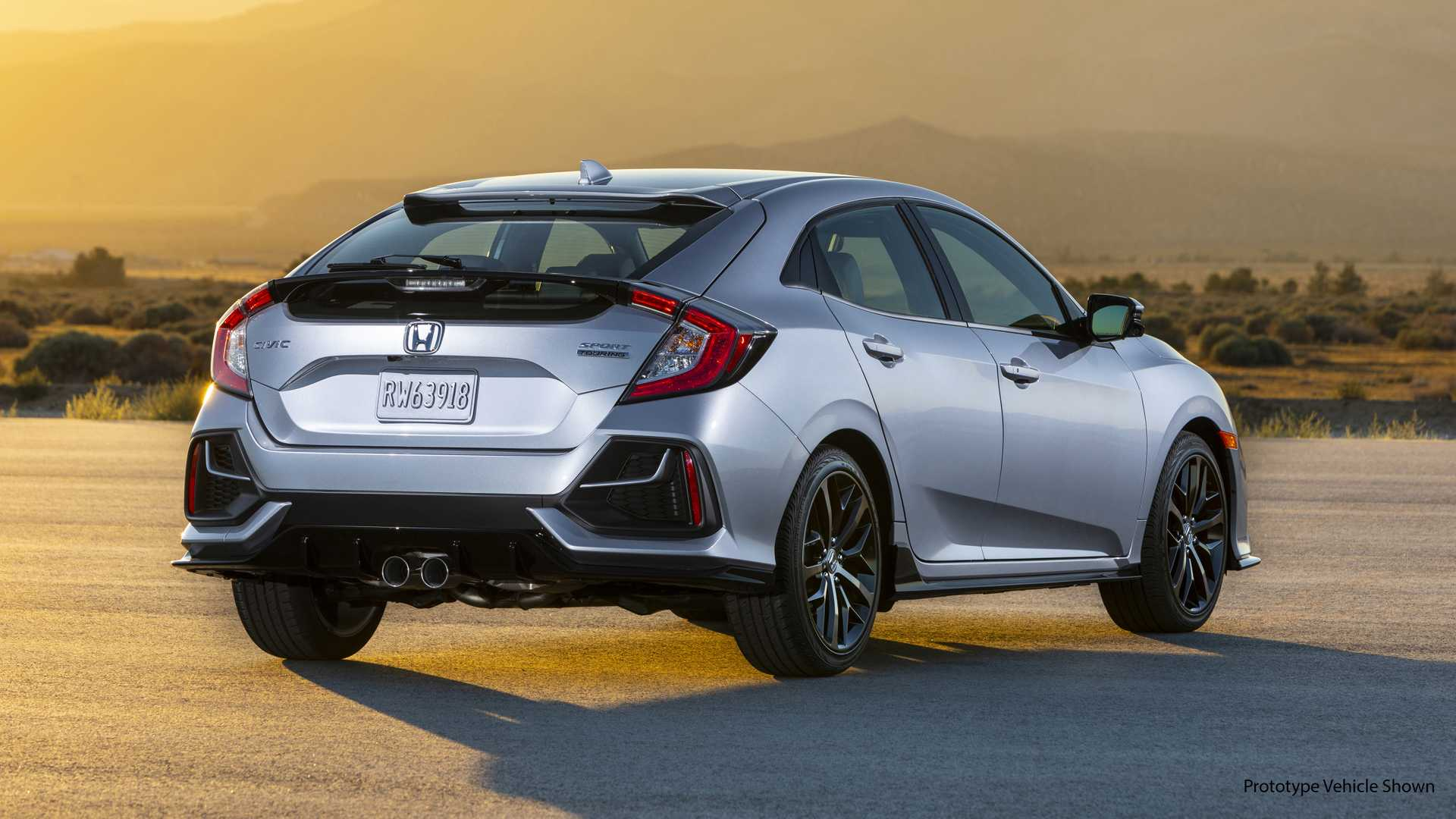2020 Honda Civic Hatchback Review | Expert Reviews | J.D ...