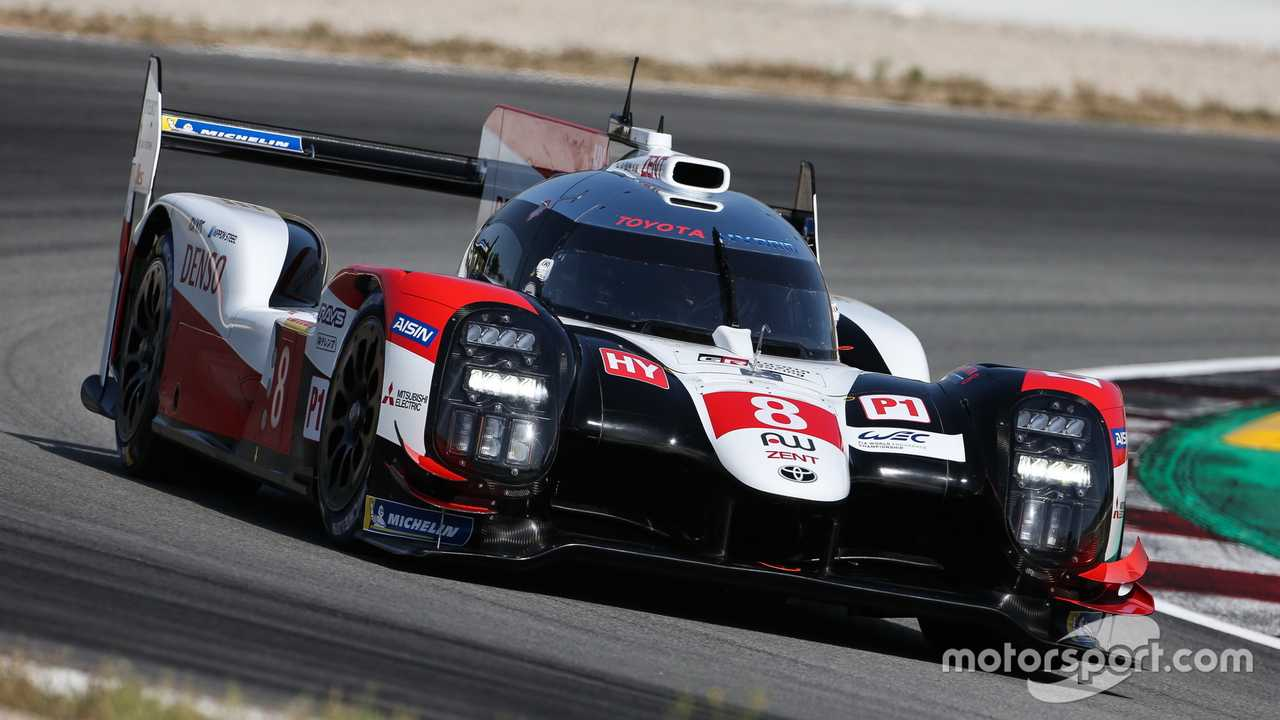 Toyota Gazoo Racing Toyota TS050 WEC Prologue 2019