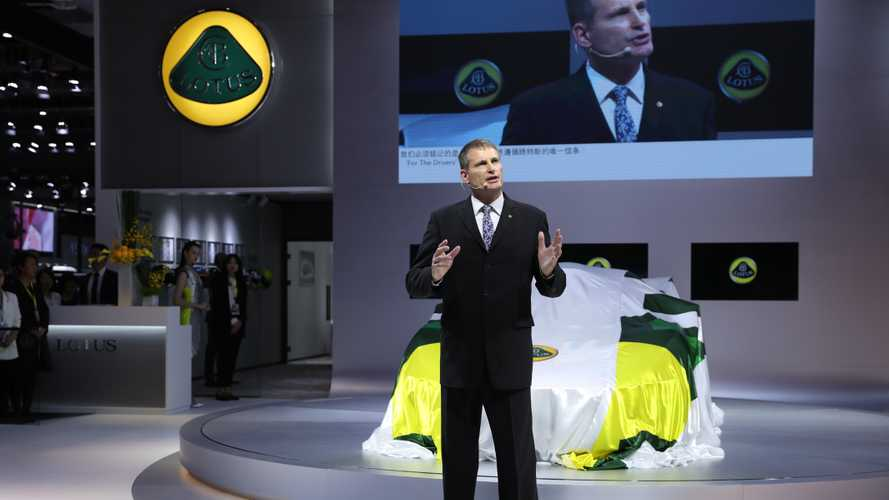 Lotus CEO outlines future plans for the company