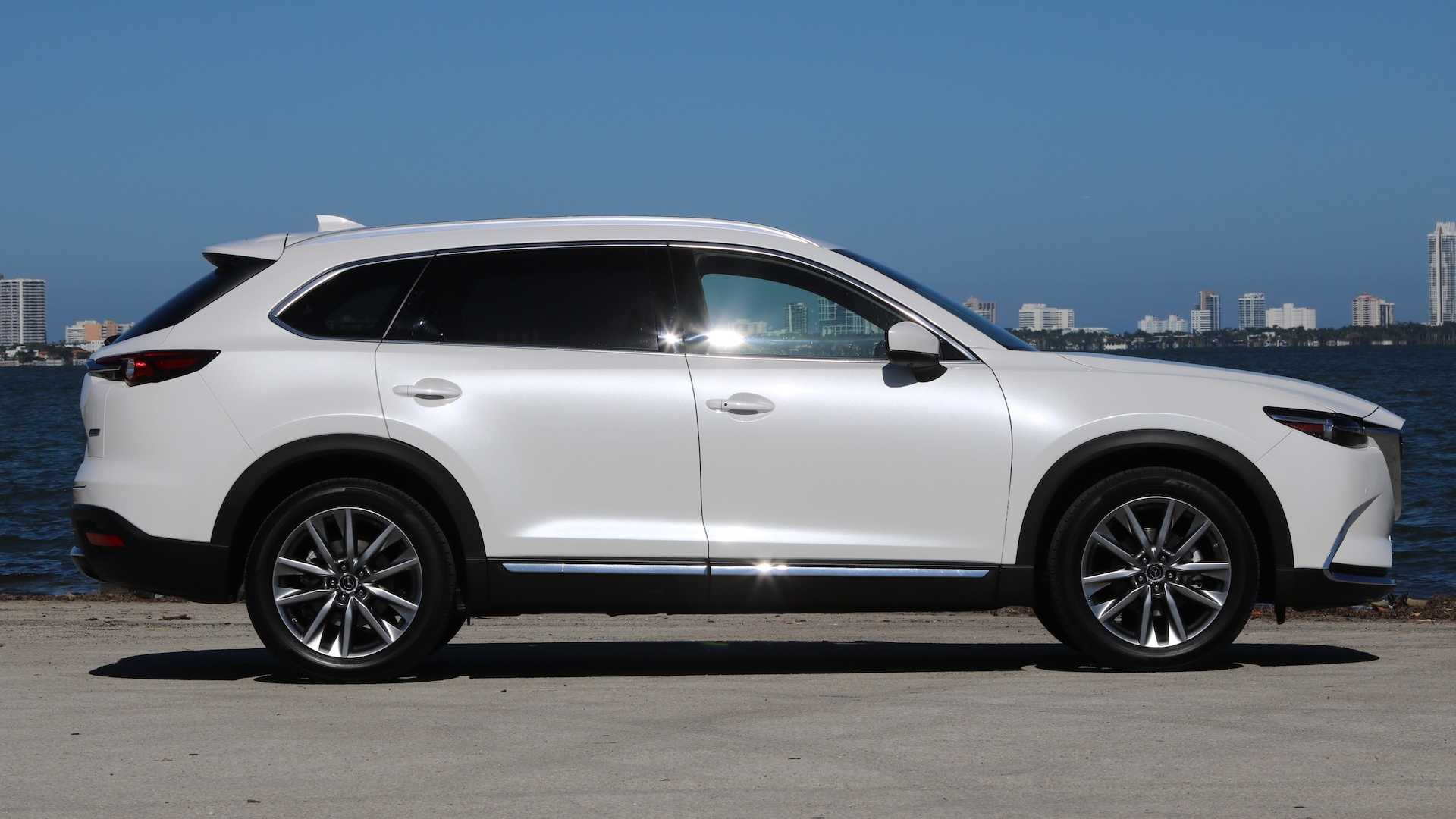 Mazda Cx 9 >> 2019 Mazda Cx 9 Signature Awd Pros And Cons
