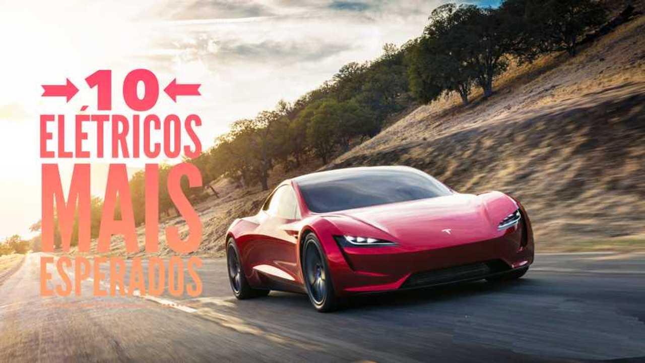 10 Carros Elétricos