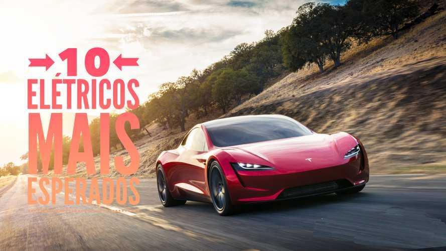 Vídeo: os 10 carros elétricos mais esperados