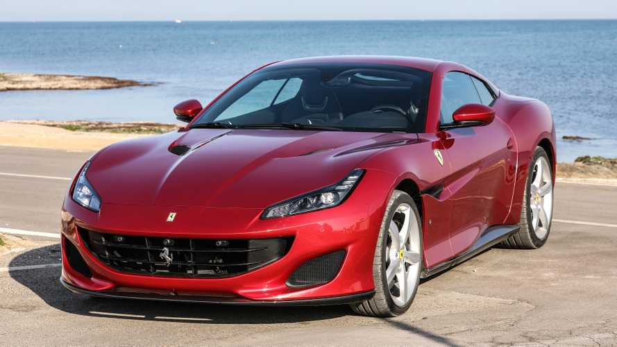 2021 Ferrari Portofino Upgraded To Make 612 HP, EPA Filing Indicates