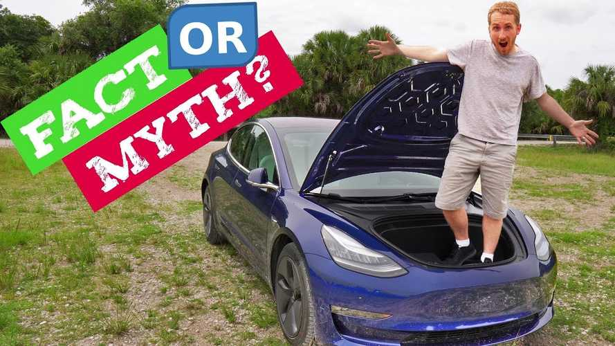 There Are Many Misconceptions About EVs Like The Tesla Model 3