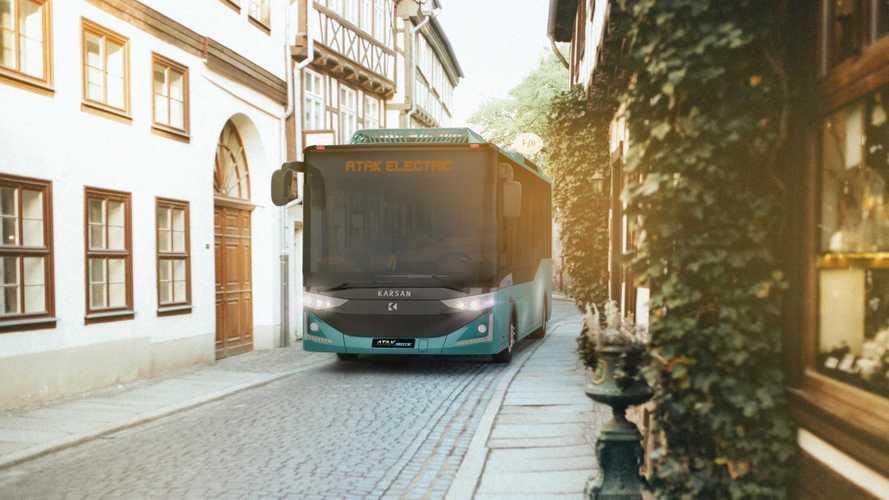 Con Atak Electric, Karsan elettrizza il trasporto persone
