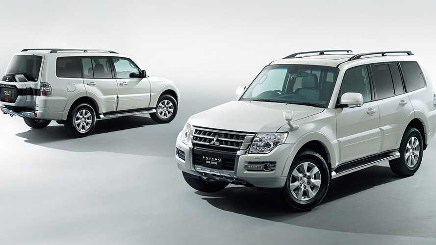 Mitsubishi Pajero Final Edition Bids Farewell To Legend In Japan
