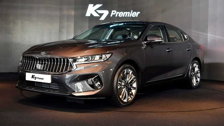 2020 Kia Cadenza Reveals Its Radical Facelift In South Korea