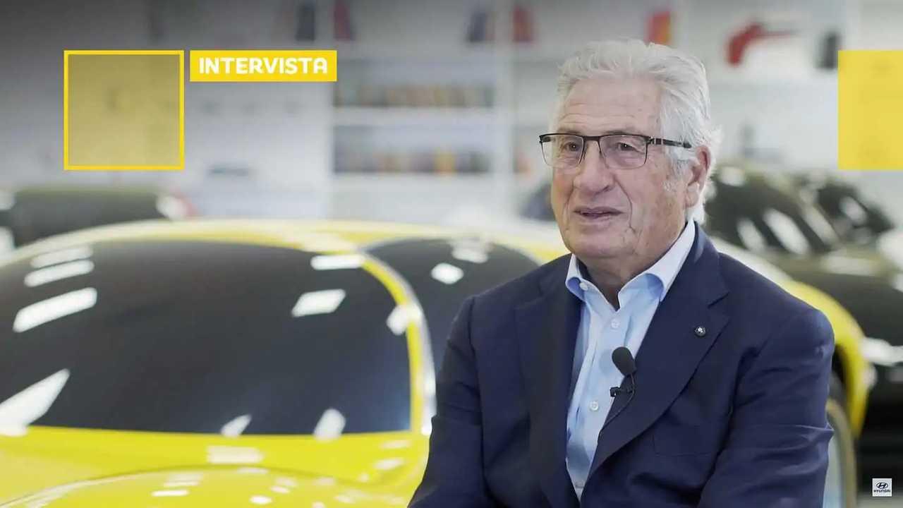 Intervista a Giorgetto Giugiaro su Hyundai