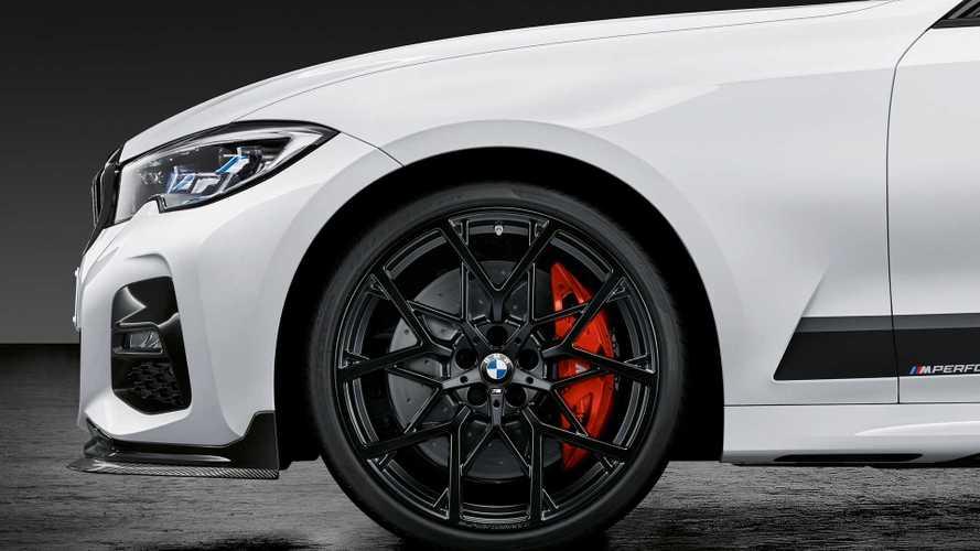 BMW présente les accessoires M Performance destinées à trois de ses modèles