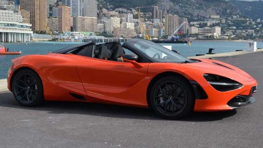 10 coches usados, de máximo lujo, a la venta en Mónaco