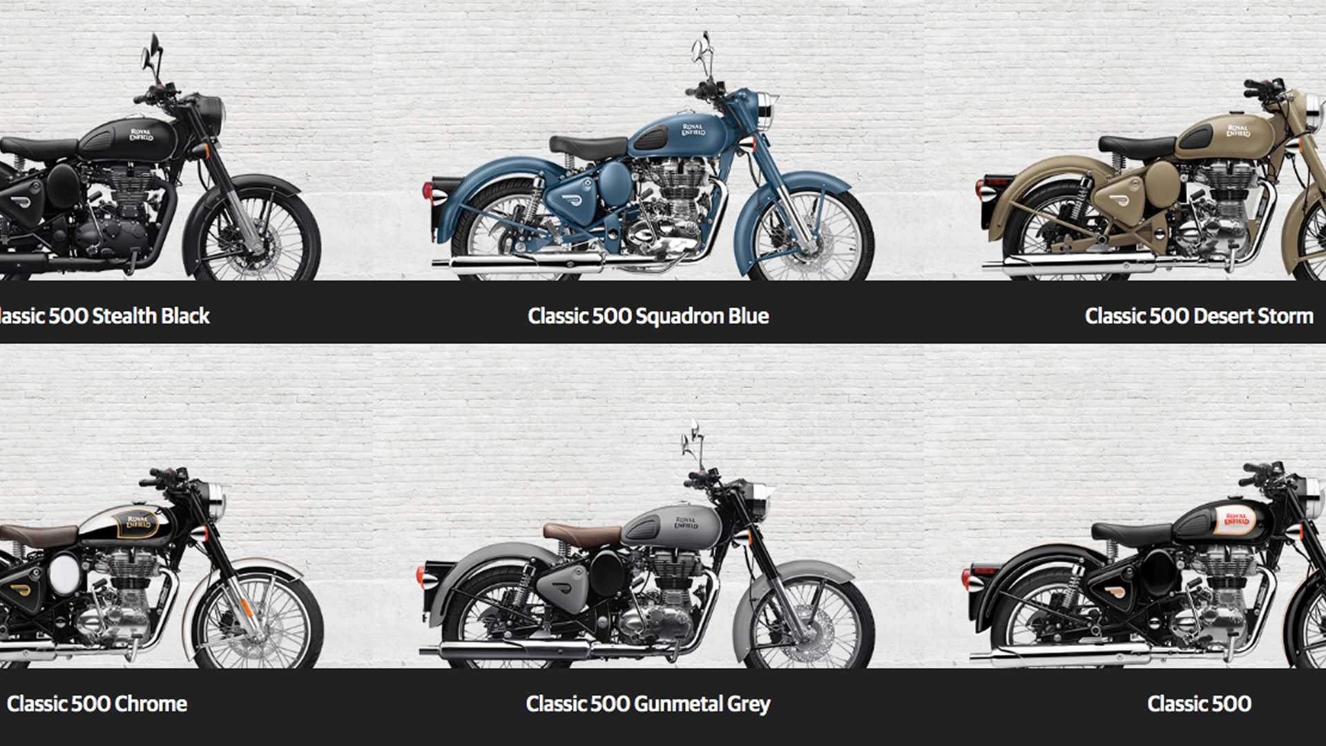 5 Motorcycles Models There Are Way Too Many Versions Of