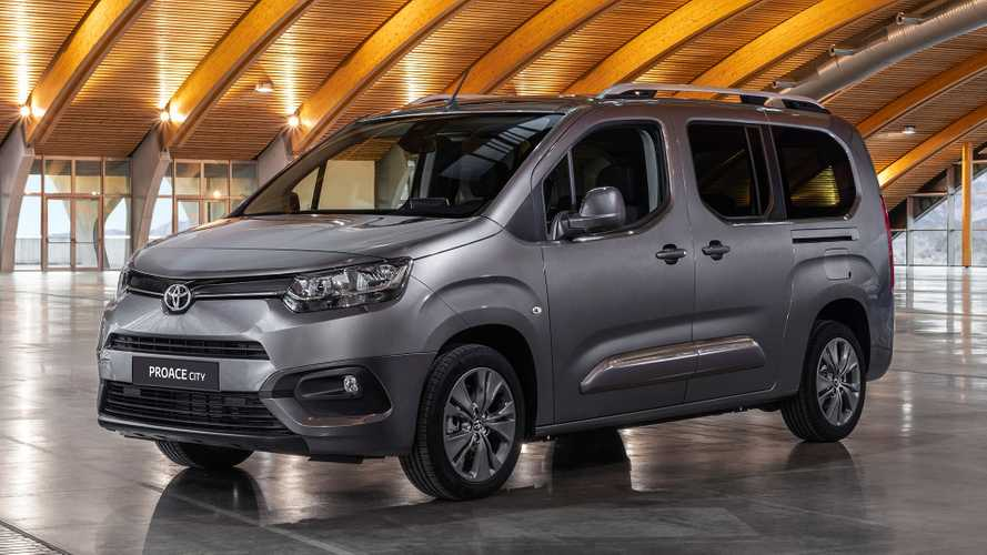Toyota Proace City (2019): Kleiner PSA-Laster startet Anfang 2020