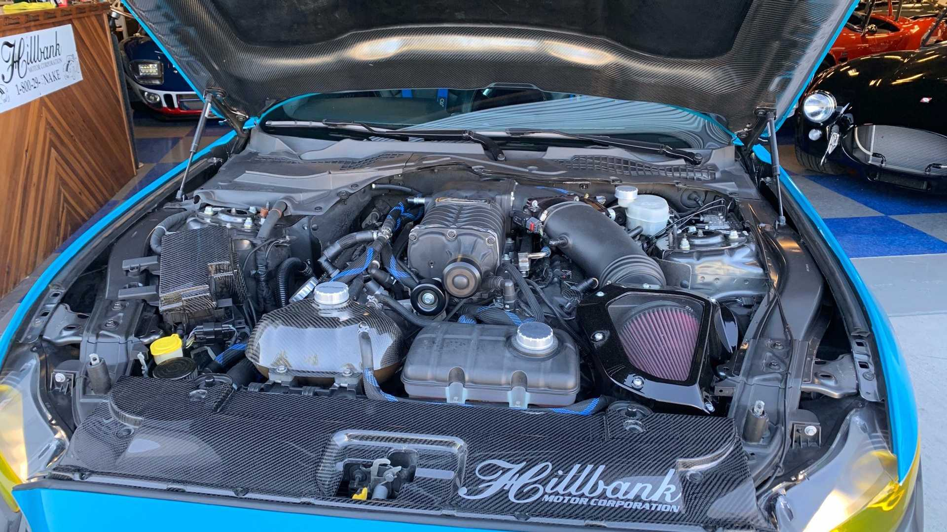 "[""Rare True Hillbank Built 2015 Mustang Has Only 58K Miles""]"