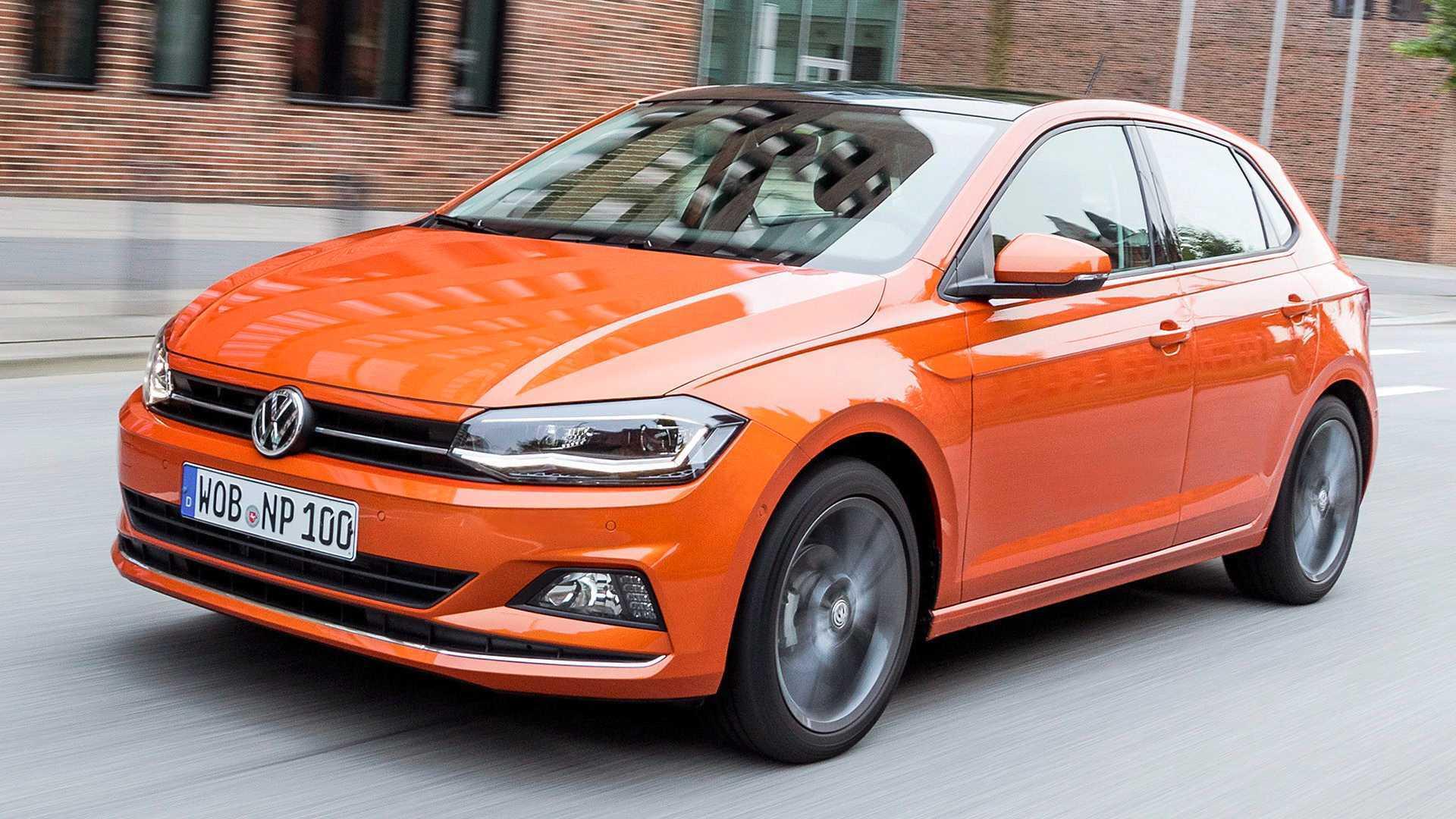 2020 Volkswagen Polos Redesign