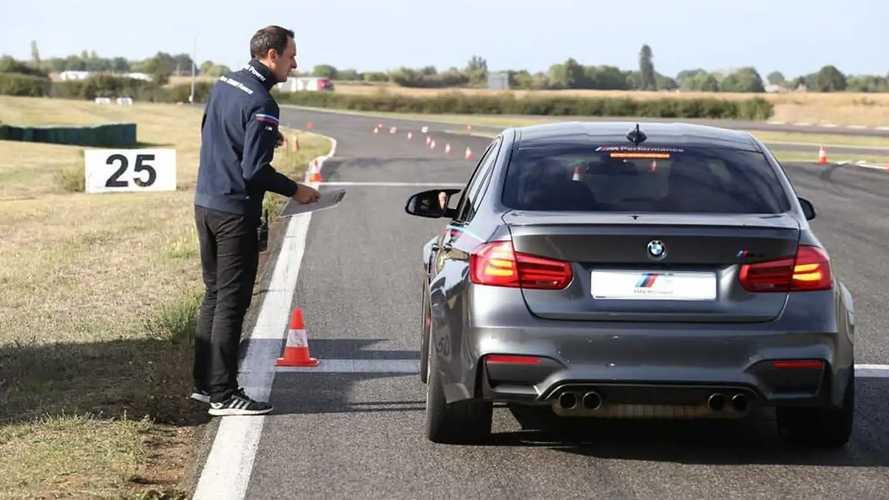 BMW ouvre son école de pilotage à Magny-Cours