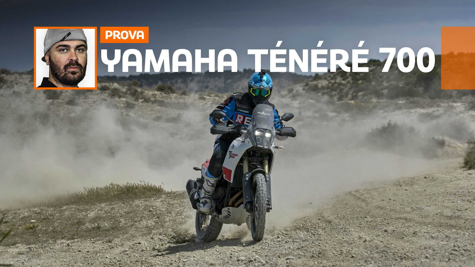 Yamaha Ténéré 700 - TEST
