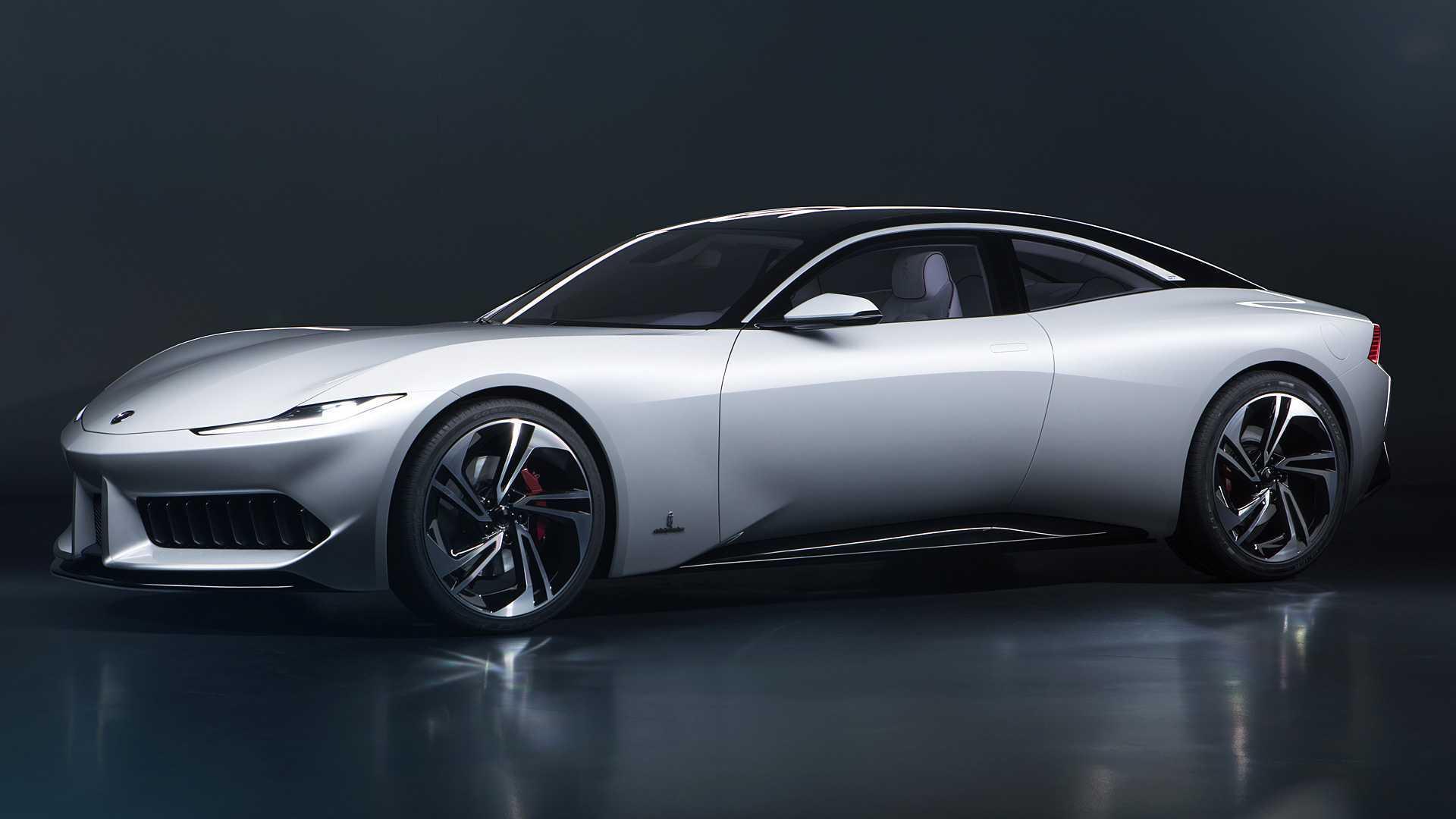 Pininfarina stupisce il Salone di Shanghai con due concept