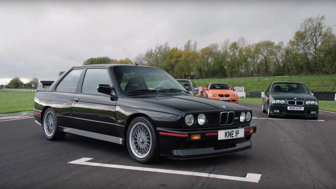 BMW M3 E30 Sport Evo Carfection