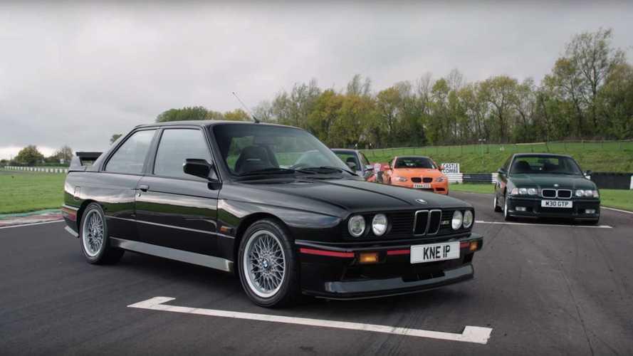Genesis Of The Legendary BMW M3 Bloodline