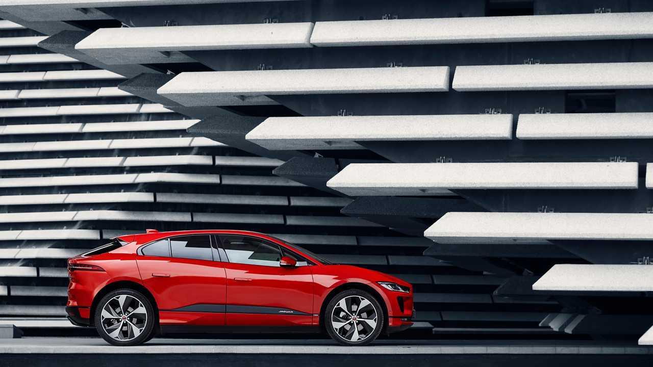 World Car Design: Jaguar I-Pace