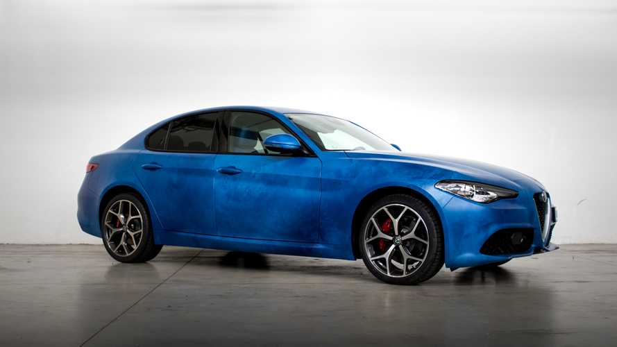 Alfa Romeo Giulia Grand Tour 2019
