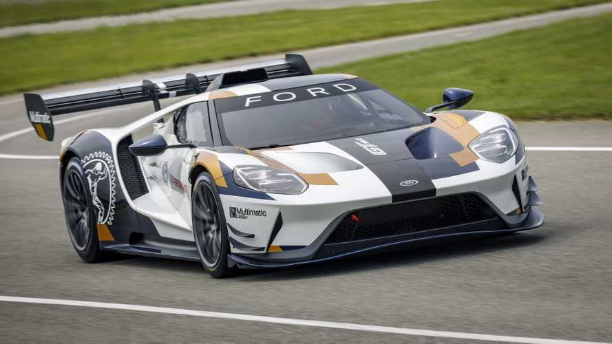 Ford won't use new GT as WEC hypercar base