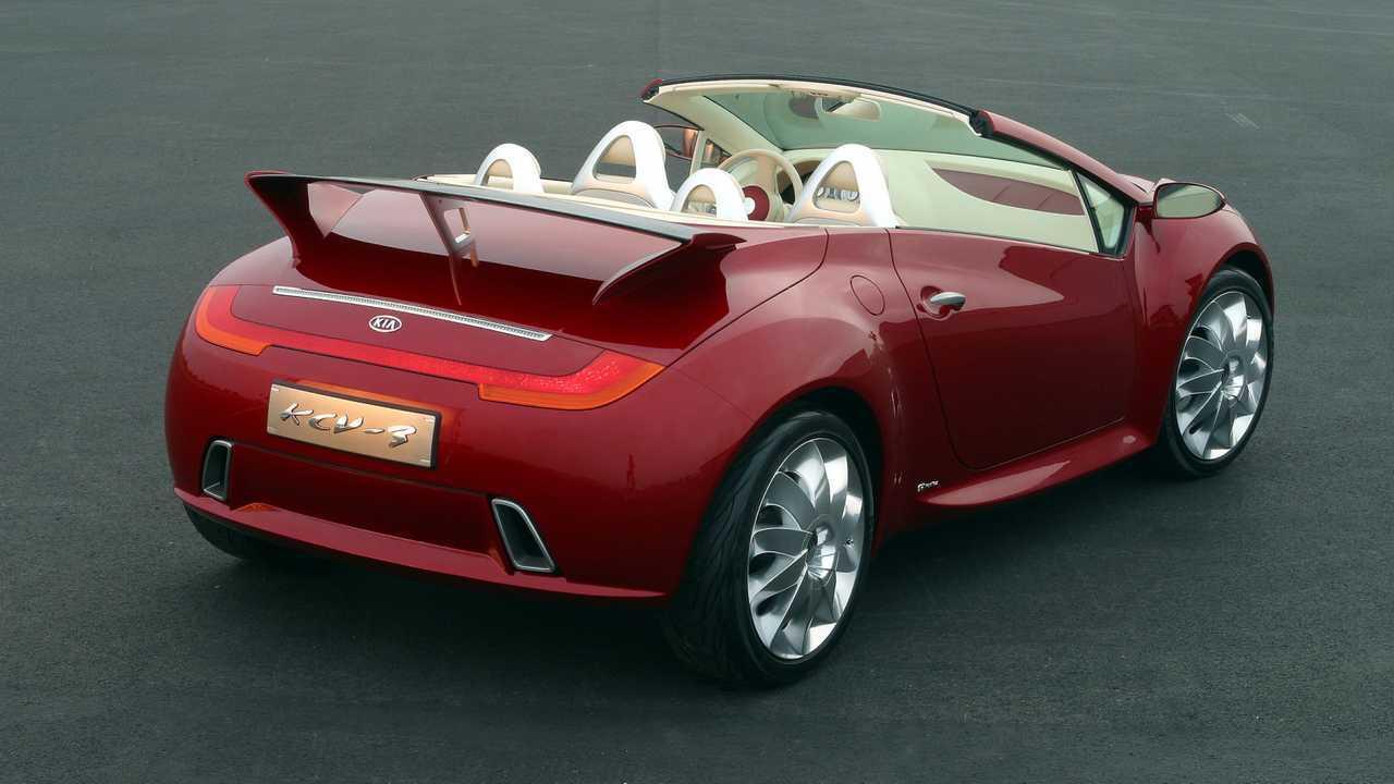 KIA KCV-III Concept (2003)