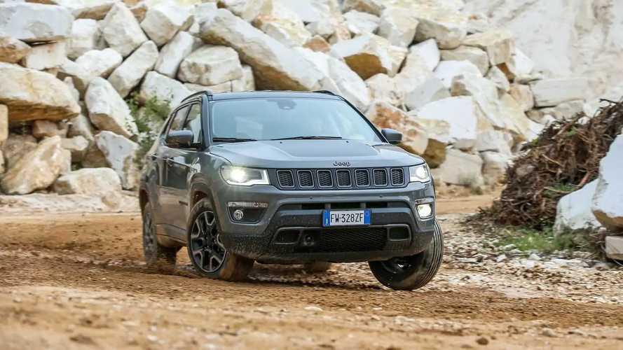 Jeep Compass Trailhawk, prova su strada 2019