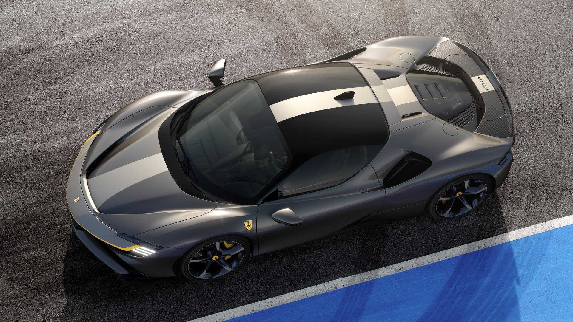 Ferrari To Reveal Two New Cars In 2020