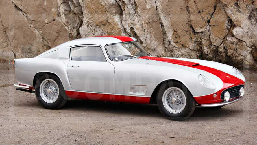 Rare 1958 Ferrari 250 GT Tour de France Head To Auction