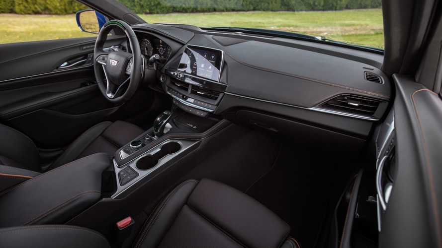 2020 Cadillac CT4-V | Motor1.com Photos