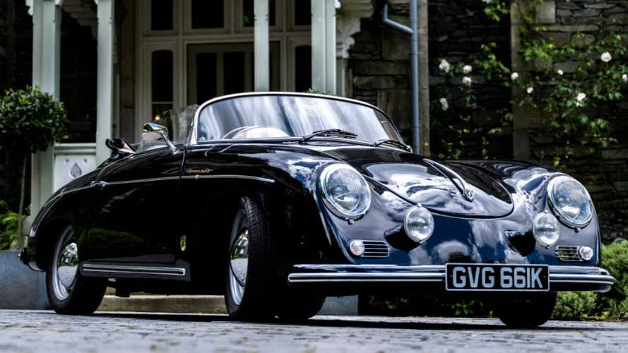 Chesil E Speedster is your next electric Porsche 356 kit car