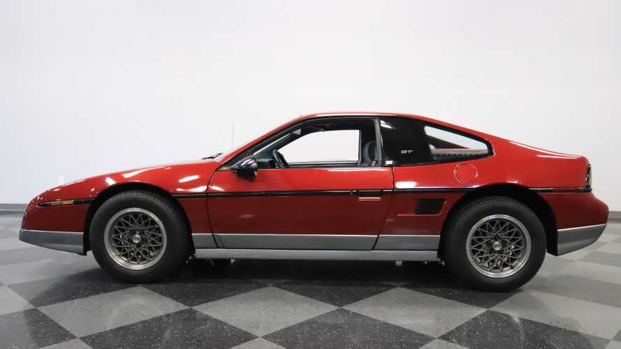 1987 Pontiac Fiero GT: GM's Other Mid-Engine Coupe