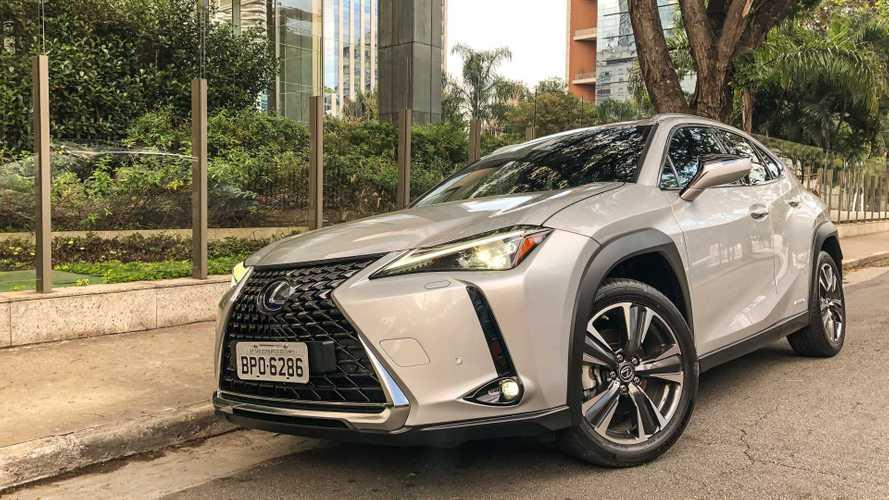 Teste: Lexus UX 250h é o Corolla hatch (de luxo) que você pediu
