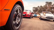 2019 Mazda MX-5 30th Anniversary Edition
