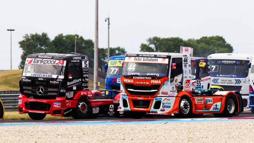 Truckracing. Questo weekend il Round 4 ETRC 2019 a Nürburgring
