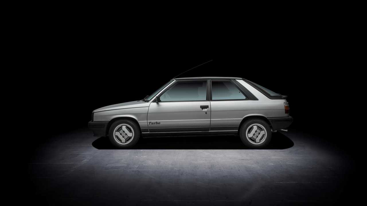 Renault 11 Turbo - 1984 г