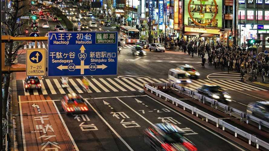 Certains Japonais louent des voitures pour ne pas rouler avec