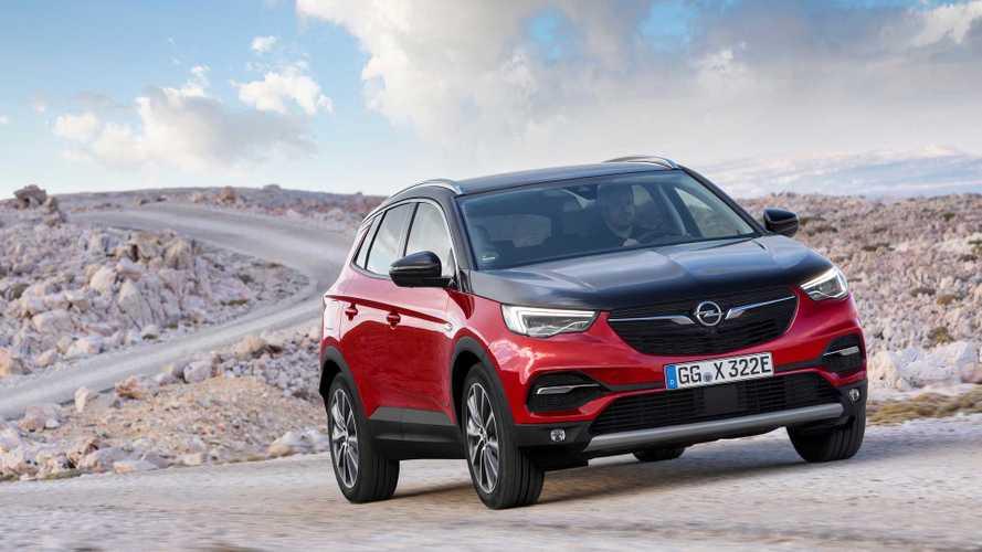 2020 Opel Grandland X Plug-In Hybrid