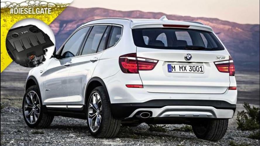 Scandalo Volkswagen, anche BMW trascinata nel Dieselgate