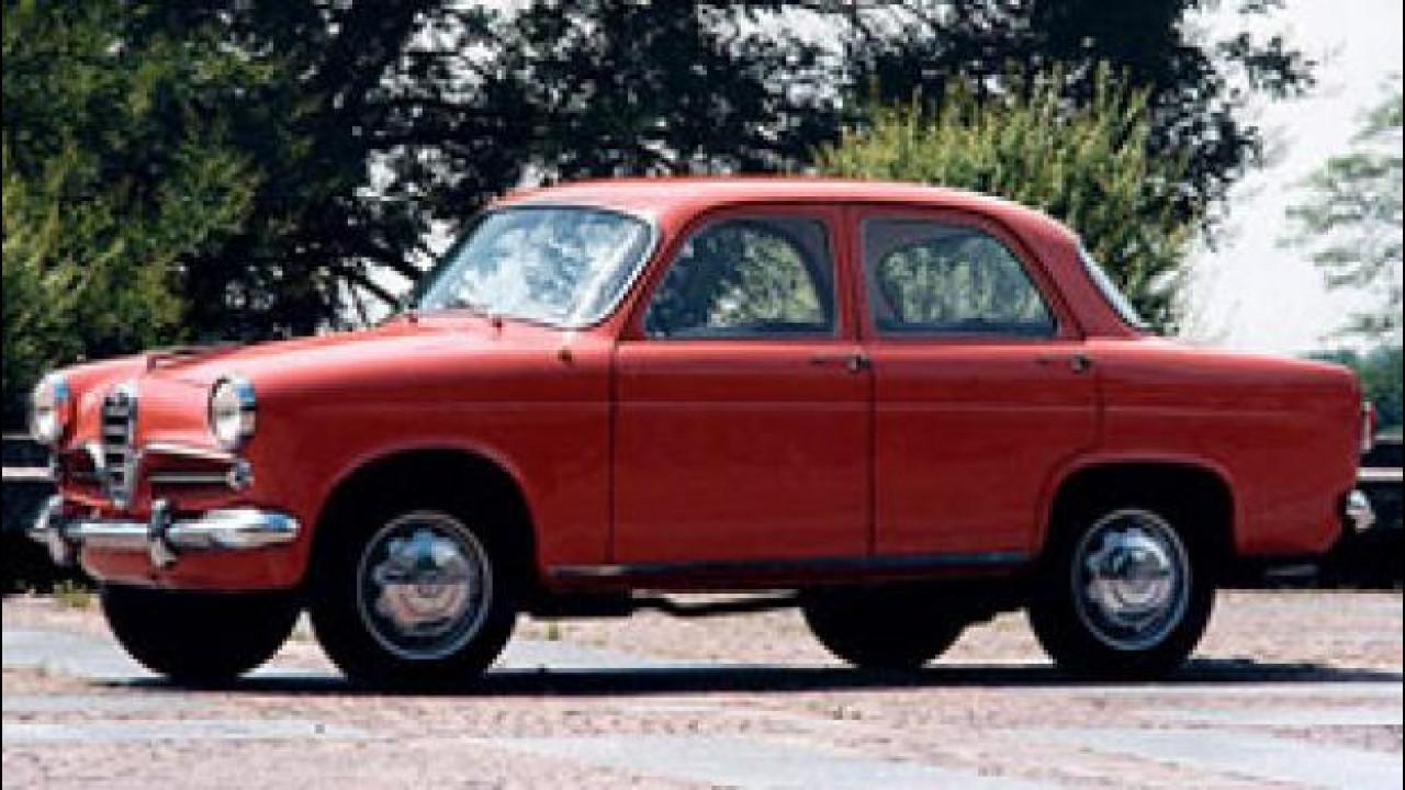 [Copertina] - Sfilata di Alfa Romeo alla Techno Classica