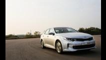 Nuova Kia Optima, in arrivo Hybrid e Plug-in